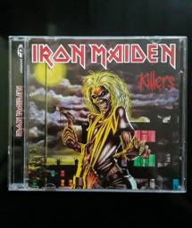 CD IRON MAIDEN-KILLERS-NACIONAL