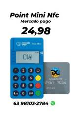 Nova Point Mini  NFC - Mercado Pago -24,98