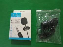 Microfone de lapela proficional