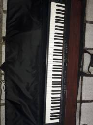 Piano digital yamaha p-155  semi-novo