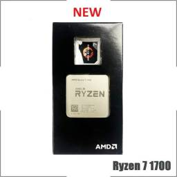 Ryzen 7 1700 3.0GHz (3.7GHz Max Turbo) AM4 Novo