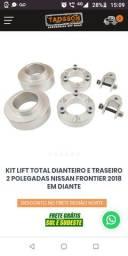 Kit suspensão frontier