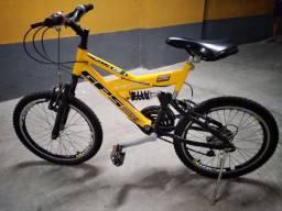 Vendo bicicleta aro 20 GPS sport zerada