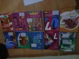 Livros da 8 serie