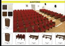 Cadeiras para auditório