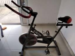 Bicicleta de spinning kikos usada