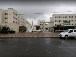 Apartamento à venda com 1 dormitórios em Colina de laranjeiras, Serra cod:12de04c98a4