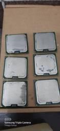 Lote processadores core2duo funcionando