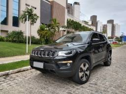 Jeep Compass Longitude 2018/2018 Diesel 4x4 - Única dona