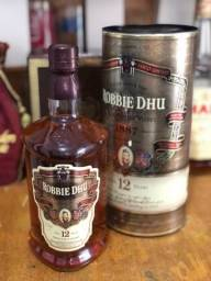 Whisky Robbie Dhu 1887 - Item de Colecionador (Lacrado)