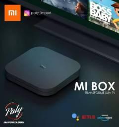 MI Box S 4K Xiaomi -Novo
