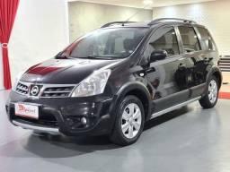 "Nissan Livina X-Gear 2010 Automática ""Periciada"""