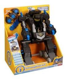 Novo na caixa robô batman imaginext
