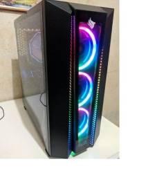 Gabinete Gamer Com GTX 1660 Super e Ryzen 7