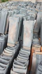 Vendo 11 milheiros de telha de barro