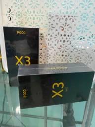 XIAOMI POCO X3 64GB /128GB 6GB ram lacrados pronta entrega