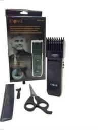Maquina Barbeador Aparado De Cabelo Barba E Pezinho