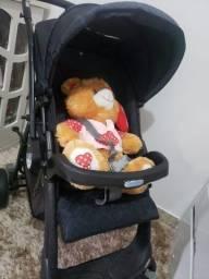 Promoção Carrinho de Bebê + Bebê Conforto Burigotto Selo Inmetro