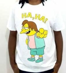 Camisa Masculina Original 100% algodão Geek/Nerd