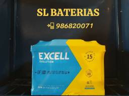 Bateria Excell Evolution 50Ah