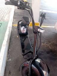 Scooter - moto elétrica