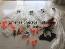 Enfeites e acessórios Halloween
