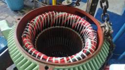 ebobinamento de motores Elétricos e bombas submersa