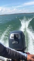 Motor popa yamaha 25 hp