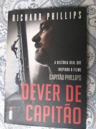 """Livro """"Dever de Capitao"""""""