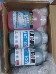 Produtos para limpeza e sanitização de ar condicionado