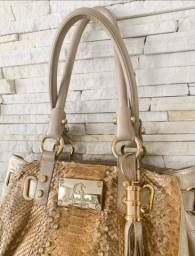 Bolsa Carmen Steffens Bag Phython Premium