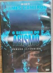 O Segredo Do Abismo - DVD Versão Estendida