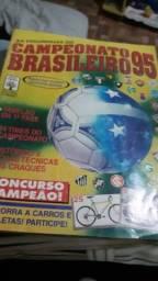 Álbum de Figurinhas do Campeonato Brasileiro 95