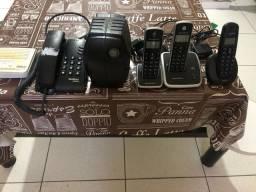 Telefones Ramais, estabilizador