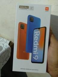 Redmi 9 Sky Blue 4gb ram 64gb armazenamento