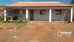 Casa com 2 dormitórios à venda, 64 m² por R$ 50.000,00 - Jardim Aurora 3 - Sarandi/PR
