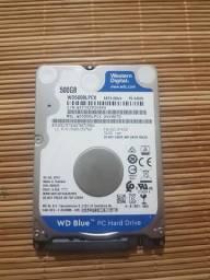 HD Sata 500GB