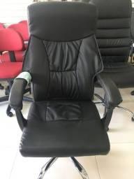 Cadeira presidente reclinável só 750 reais