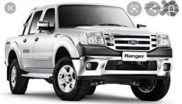 Ranger xlt 2010 diesel 4x4 cabine dupla