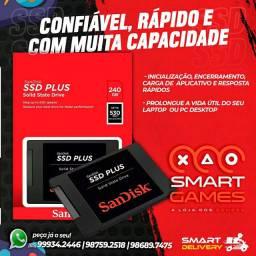 Sandisk SSD PLUS 240GB SATA3