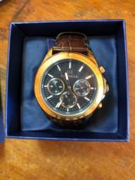 Relógio Tommy Hilfiger (pulseira de couro)