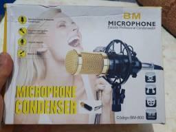 Microfone Bm800 profissional