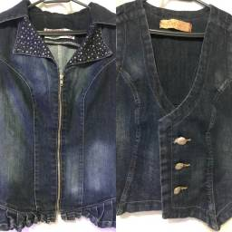 Bazar - Coletes Jeans Sopero 42