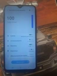 Vendo Samsung a10 azul