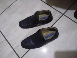 Sapato social Rafarillo preto número 40 por 75 reais( campo grande)