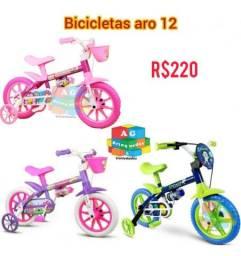 Oferta Bicicleta aro 12