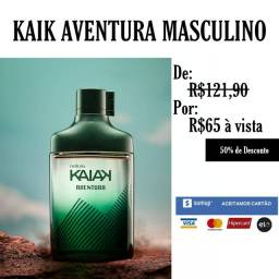 Perfume Kaiak Aventura Masculino 100ml