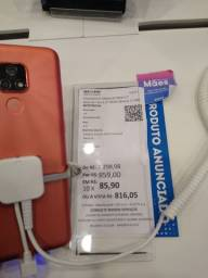 Motorola E7 64 de armazenamento e 4 giga de ram