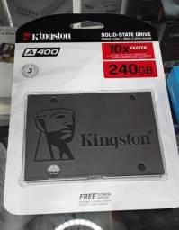 SSD 240GB A400 7200RPM Kingston