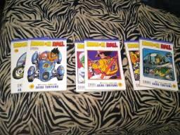 Mangás Dragon Ball edições do 14 ao 19 (perfeito estado)